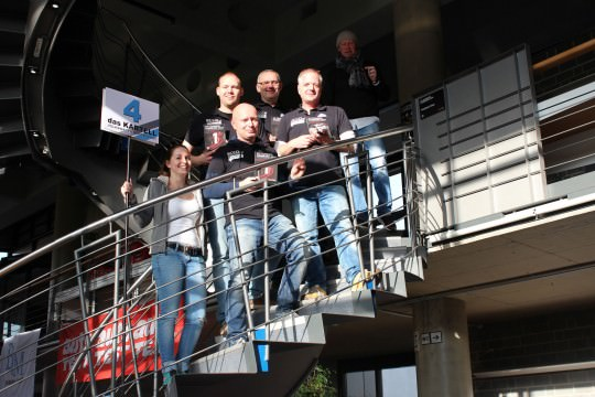 Das Siegerteam: Volkswagen-Motorsport - Das Kartell