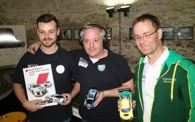 """RCCO 2016 Perfekte Saisoneröffnung für """"Volkswagen Motorsport – das Kartell"""""""