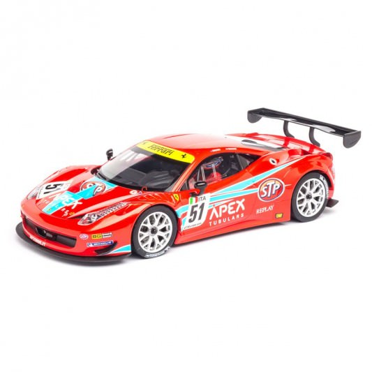 carrera digital 124 ferrari 458 italia gt3. Black Bedroom Furniture Sets. Home Design Ideas
