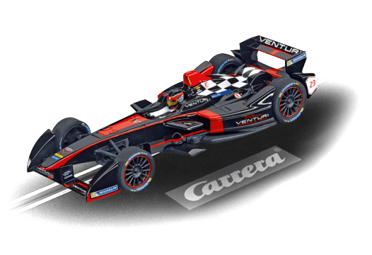 "Formula E Venturi Racing ""Nick Heidfeld, No. 23"" Art. Nr. 20027503"