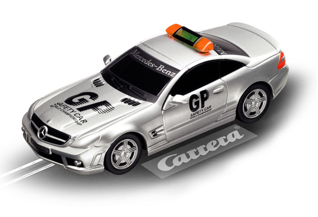 Carrera Amg Mercedes Sl Safty Car