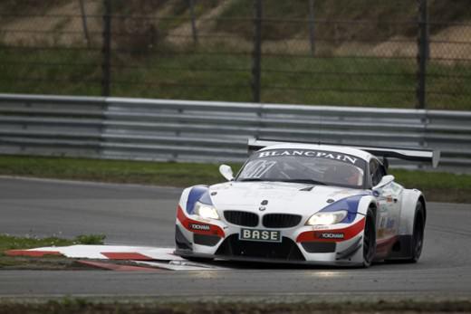Erste Pole für BMW im ADAC GT Masters