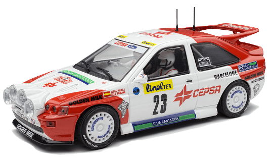 Ford Escort RS Cosworth J.Puras-Montecarlo A10196X300