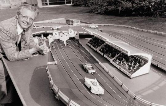 Carrera Bahn Erfinder