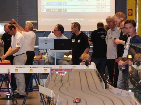 Drittes Saisonrennen der RCCO im Shell Technology Center Hamburg