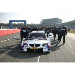 BMW M3 DTM begeistert Fans in Hockenheim