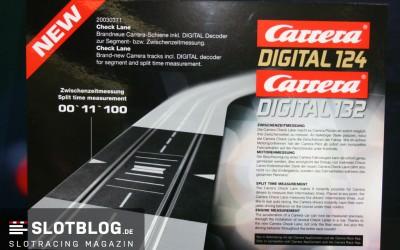 Carrera Digital Zubehör Neuheiten 2016