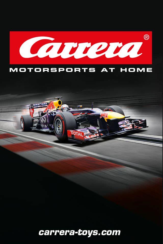carrera_app_startscreen