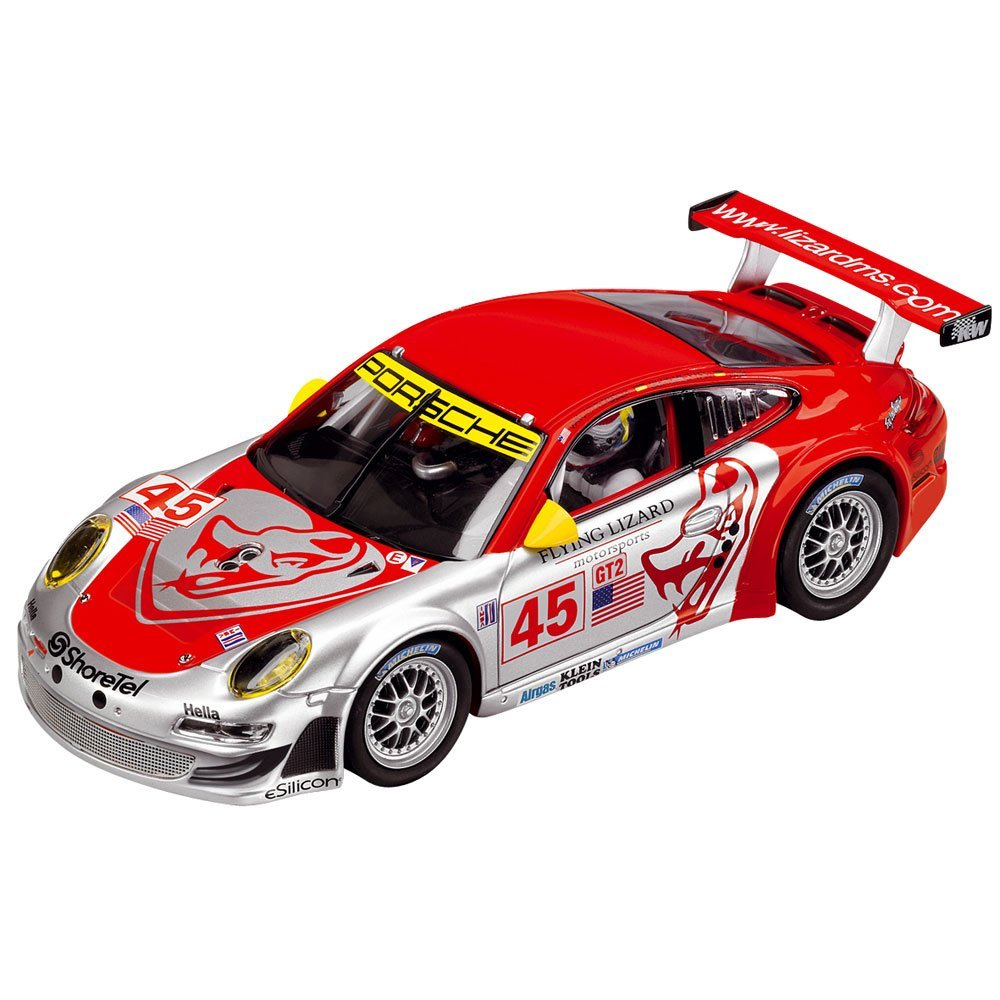 Porsche 997 GT3 RSR Flying Lizard 2009 von Carrera