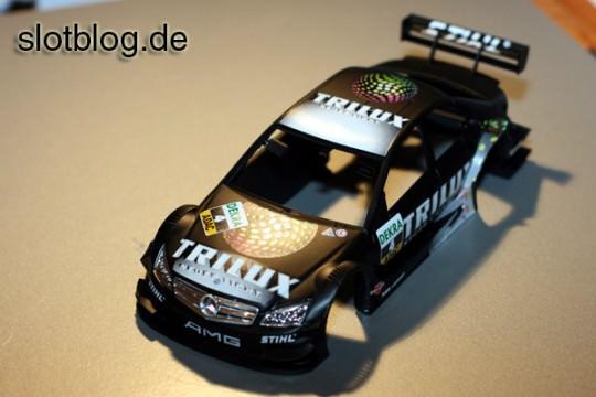 Revell DTM Mercedes Karosserie