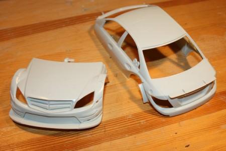 Revell DTM Mercedes