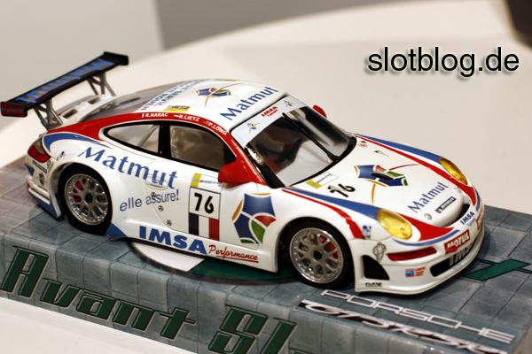 Avant Slot 1:24 Porsche 997 RSR – Matmut – Le Mans 2008