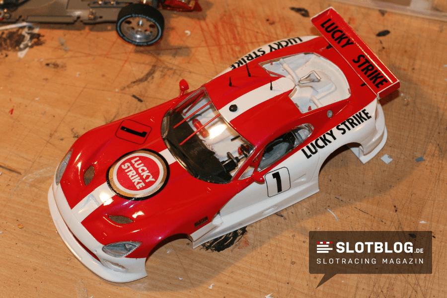 Scaleauto Viper GTS-R