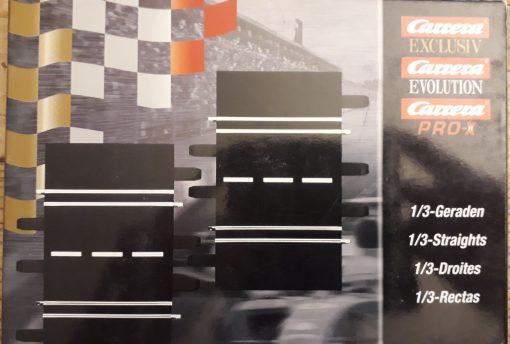 1/3-Geraden für Carrera Evolution/ Digital 132 und Digital 124 20020611