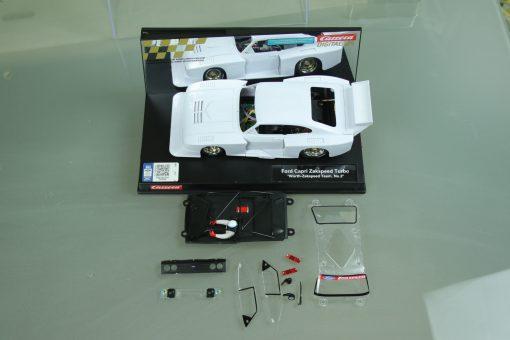 Ford Capri Zakspeed Turbo entlacken Carrera Digital 12