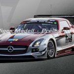 20023864 Mercedes-Benz SLS AMG GT3