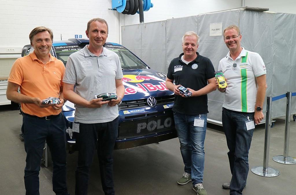 """RCCO 2016: Sieg Nummer zwei für """"Volkswagen Motorsport – das Kartell"""""""