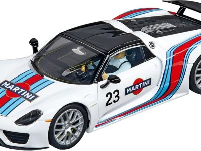 30698 Carrera Digital 132 - Porsche 918 Spyder Martini Racing, No.23