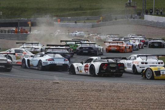 ADAC GT Masters auf dem Nürburgring