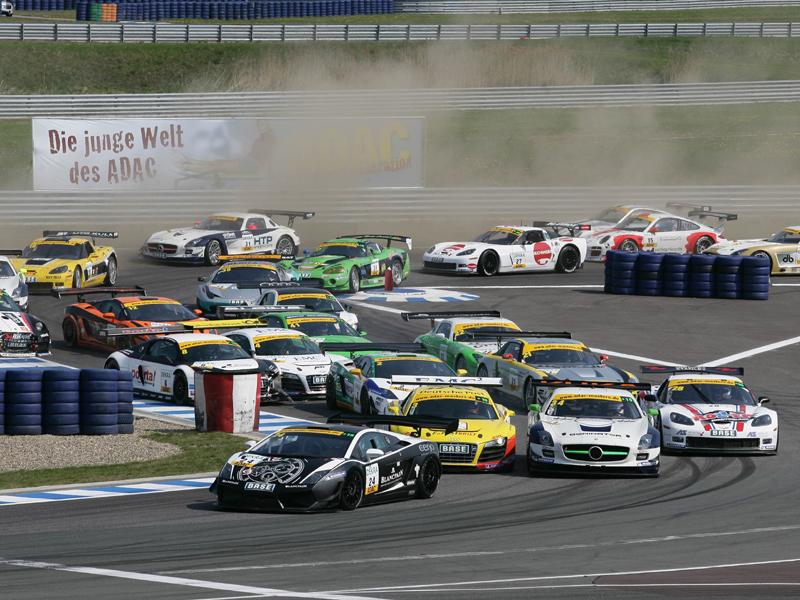 ADAC GT Masters-Starterfeld 2012 ist komplett
