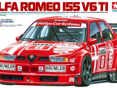 ALFA ROMEO 155 V6 TI - Tamiya 124 TAM24137