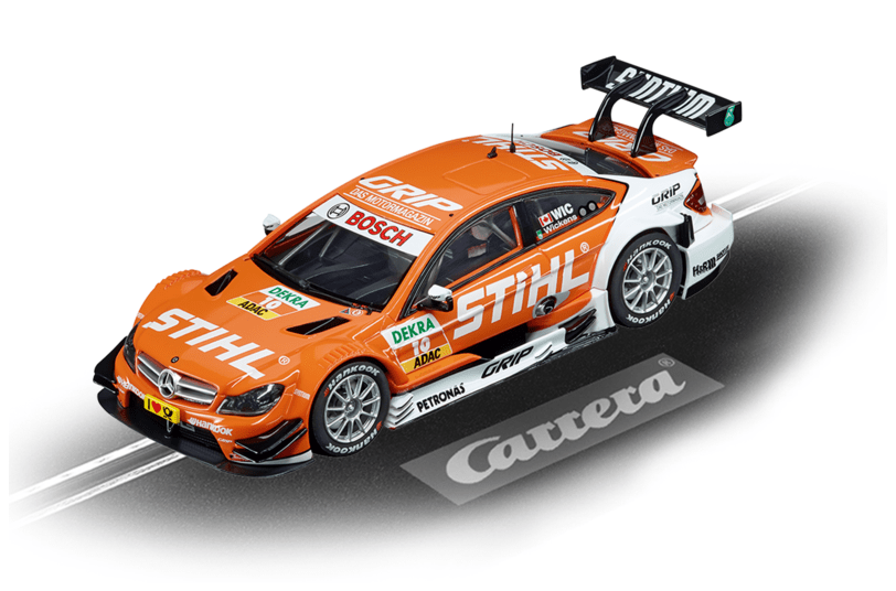 "Carrera Evolution AMG-Mercedes C-Coupe DTM ""R.Wickens, No.10"", 2013 Art. Nr. 20027476"