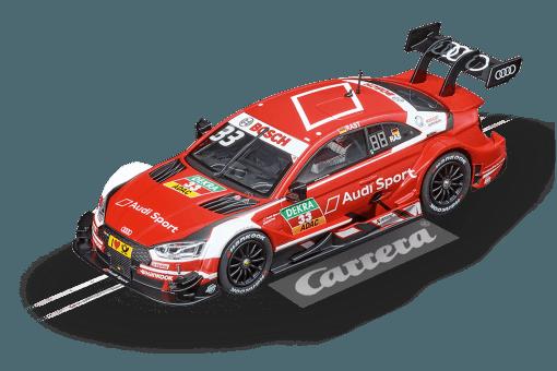 AUDI RS 5 DTM R. RAST NO. 33 2018 20030879 Carrera Digital 132