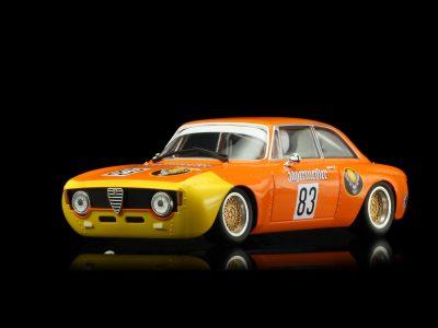 Alfa GTA 1300 Junior - Jagermeister #83 - DRM 1972 Rainer Maschke BRM111