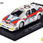 Alfa Romeo 155 V6TI - Avus Ring - DTM ITC 1995 CA40a