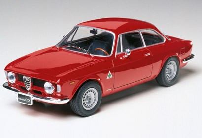Alfa Romeo Gulia Sprint GTA von Tamiya