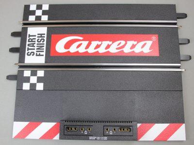 Anschlußschiene und Standardgerade für Carrera Evolution (einzeln) 20020515