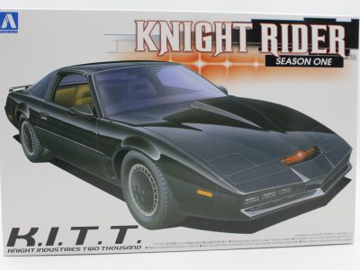 Aoshima Knight Rider Season 1in 124 - AO04127