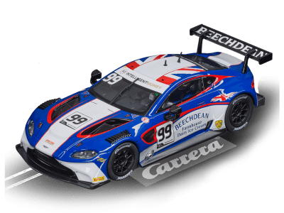 Aston Martin Vantage GT3 Beechdean Racing Team, No.99 - 20030931 Carrera Digital 132