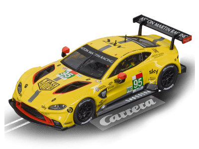 Aston Martin Vantage GTE Aston Martin Racing No.95 20030930 Carrera Digital 132
