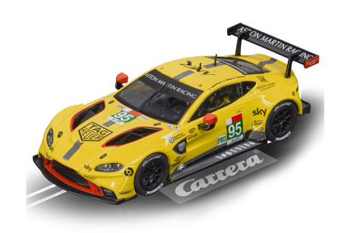Aston Martin Vantage GTE Aston Martin Racing No.95 20030930 Carrera Digital 132