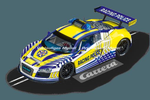 Audi R8 LMS Carrera Racing Police Digital 124 20023880