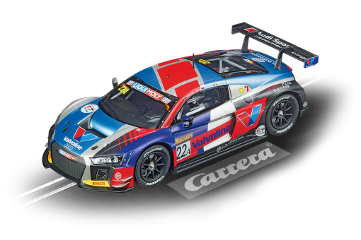 Audi R8 LMS No 22A 20030869 Carrera Digital 132