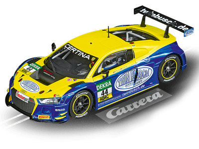 Audi R8 LMS Twin Busch, No.44 20030851 Carrera Digital 132