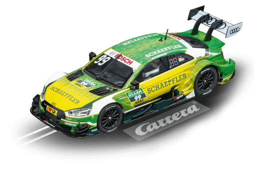 Audi RS 5 DTM M.Rockenfeller, No.99 20030836 Carrera Digital 132