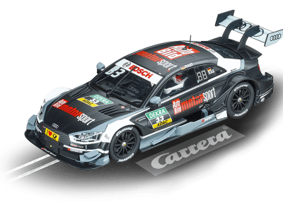 Audi RS 5 DTM R.Rast, No.33 20023847 Carrera Digital 124