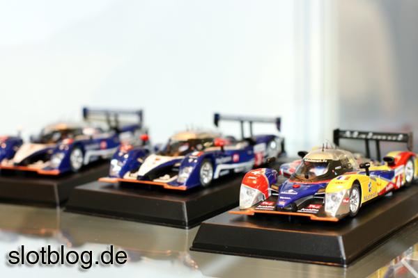 Bilder der Avant Slot Neuheiten 2011
