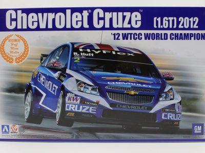 BEEMAX Chevrolet Cruze WTCC Huff Muller in 124