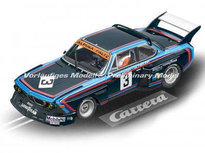 BMW 3.5 CSL No.3 6h Silverstone 1976 - Carrera Digital 132 20030923