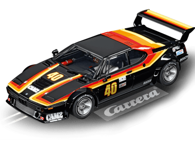 BMW M1 PROCARNO.40, DAYTONA 1981 Carrera Digital 124 20023833