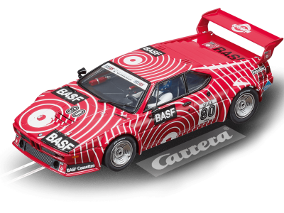 BMW M1 Procar BASF No.80, 1980 20030829 Carrera Digital 132