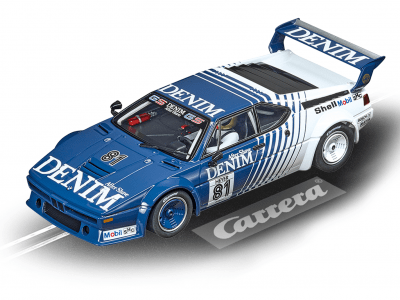 BMW M1 Procar Denim No.81 1980 - 20030925 Carrera Digital 132