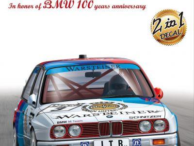 BMW M3 DTM 91 E30 Beemax BEEB24009