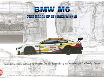 BMW M6 GT3 Macau GP 2018 Winner #42 - PN24008