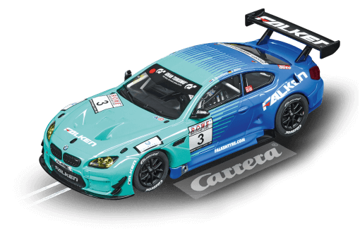 BMW M6 GT3 Team Falken, No.3 20030844 Carrera Digital 132