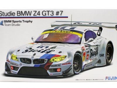 BMW Z4 GT3 - Fujimi 124 12612